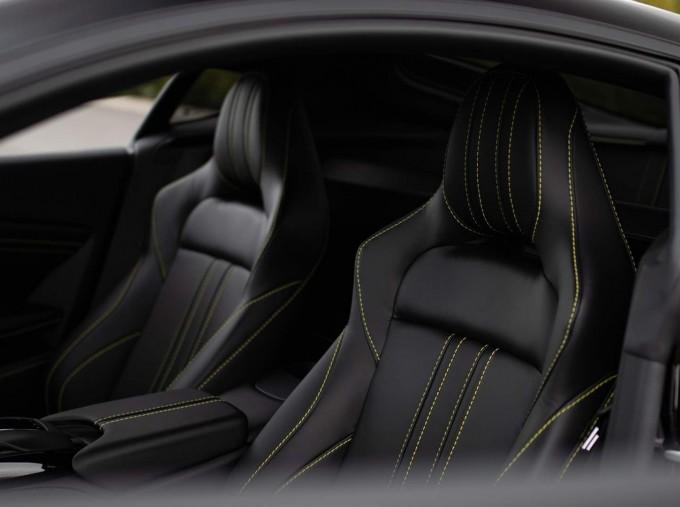 2021 Aston Martin V8 2-door (Black) - Image: 13