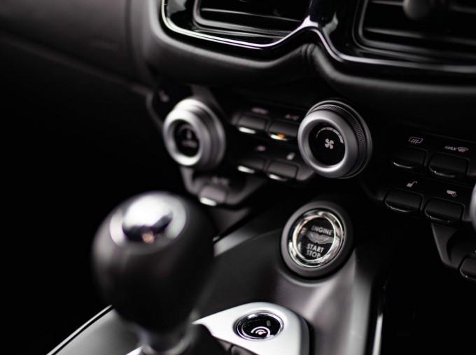 2021 Aston Martin V8 2-door (Black) - Image: 14