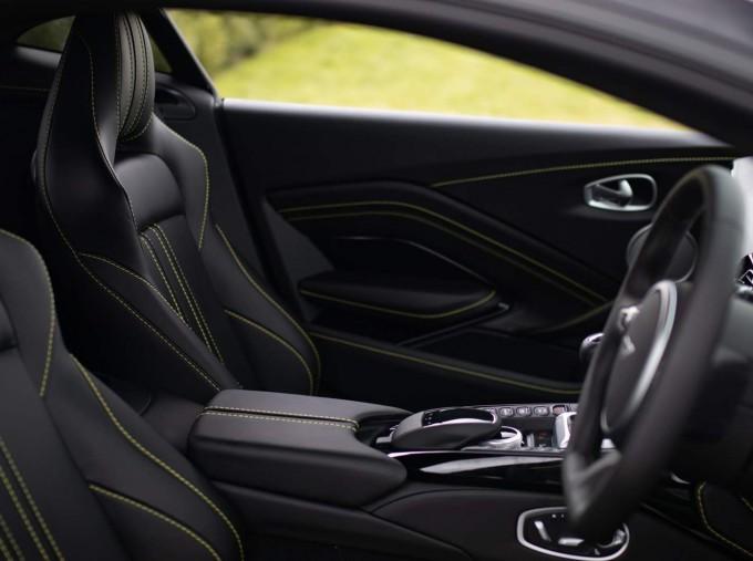 2021 Aston Martin V8 2-door (Black) - Image: 15