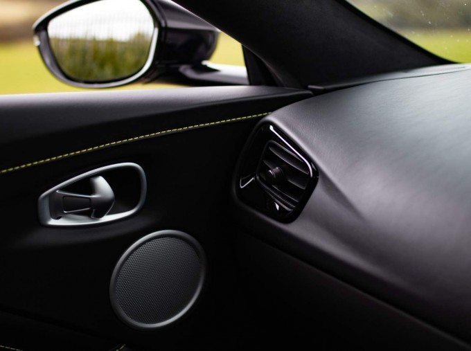 2021 Aston Martin V8 2-door (Black) - Image: 16