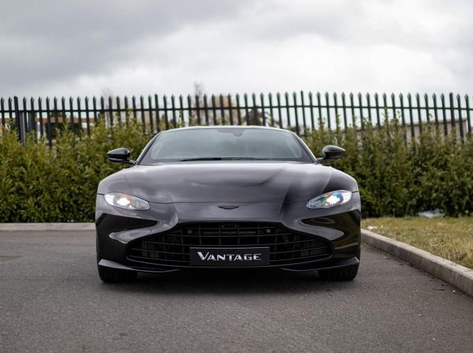 2021 Aston Martin V8 2-door (Black) - Image: 18