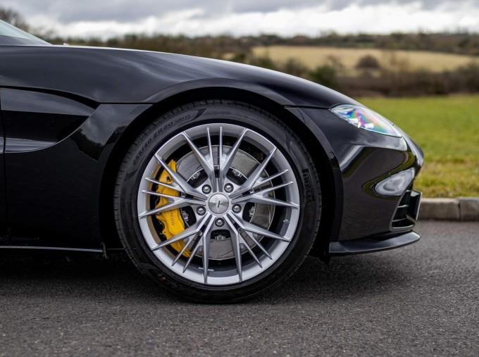 2021 Aston Martin V8 2-door (Black) - Image: 19
