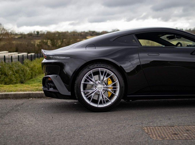 2021 Aston Martin V8 2-door (Black) - Image: 21