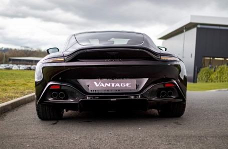 2021 Aston Martin V8 2-door (Black) - Image: 24
