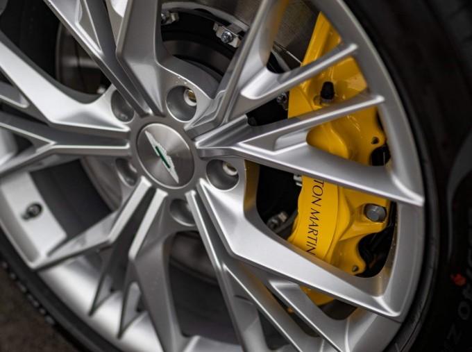 2021 Aston Martin V8 2-door (Black) - Image: 27