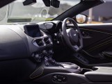2021 Aston Martin V8 Roadster Auto 2-door (Black) - Image: 4