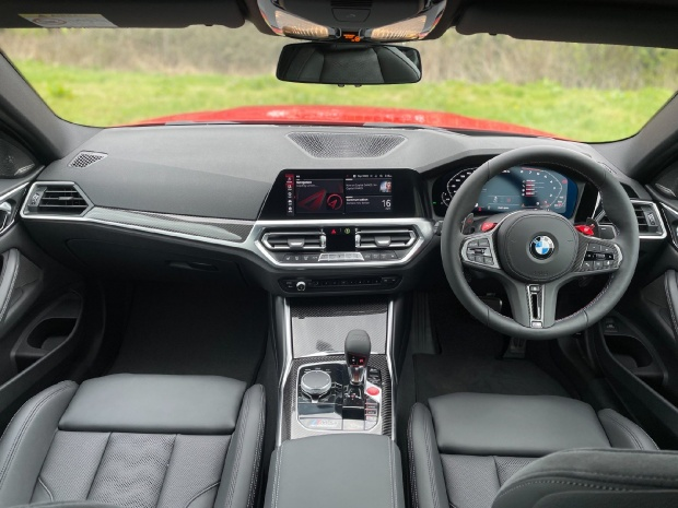 2021 BMW BiTurbo Competition Steptronic 2-door (Red) - Image: 4