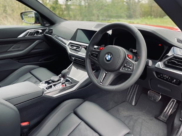 2021 BMW BiTurbo Competition Steptronic 2-door (Red) - Image: 6