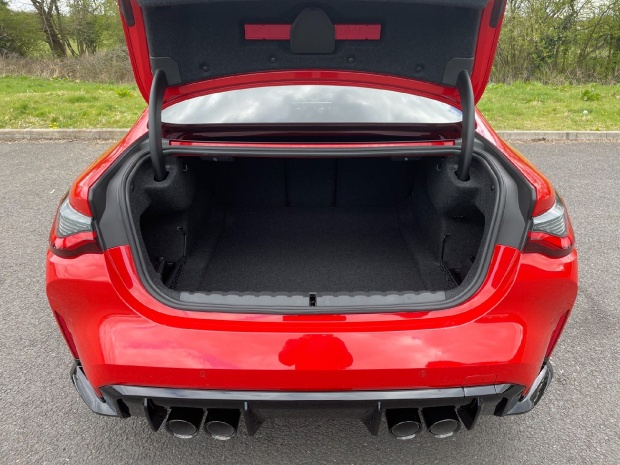 2021 BMW BiTurbo Competition Steptronic 2-door (Red) - Image: 13