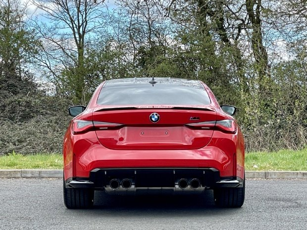 2021 BMW BiTurbo Competition Steptronic 2-door (Red) - Image: 16