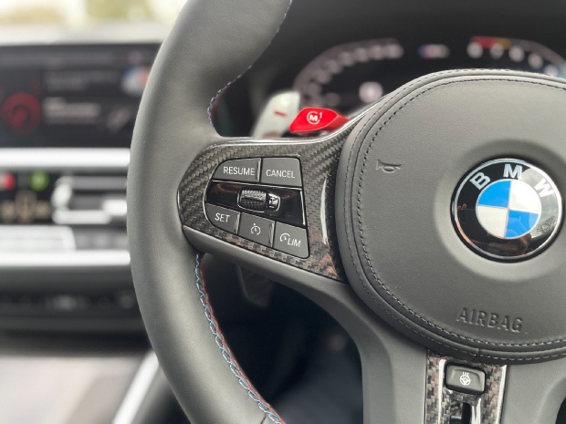 2021 BMW BiTurbo Competition Steptronic 2-door (Red) - Image: 17