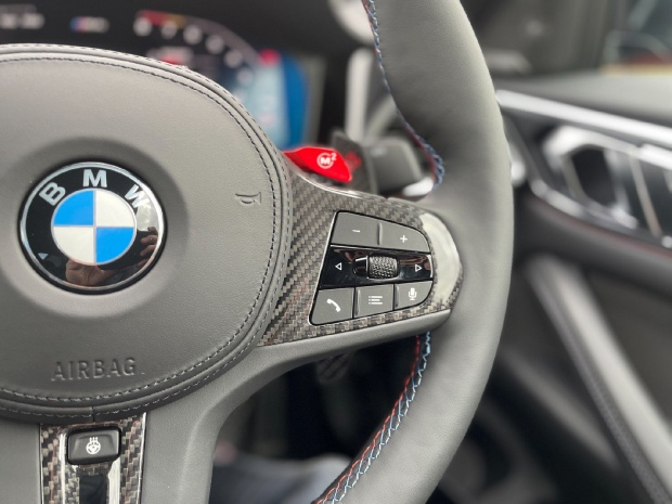 2021 BMW BiTurbo Competition Steptronic 2-door (Red) - Image: 18