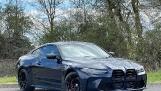 2021 BMW BiTurbo Competition Steptronic 2-door (Blue) - Image: 1