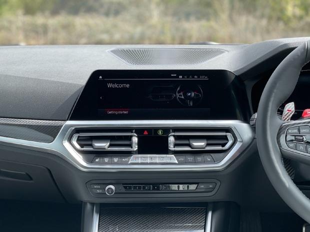 2021 BMW BiTurbo Competition Steptronic 2-door (Blue) - Image: 8