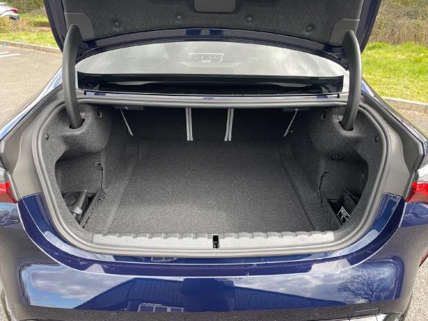 2021 BMW BiTurbo Competition Steptronic 2-door (Blue) - Image: 13