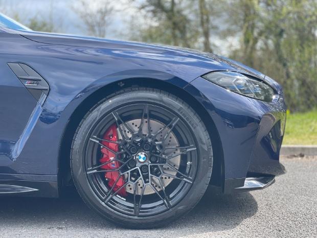 2021 BMW BiTurbo Competition Steptronic 2-door (Blue) - Image: 14