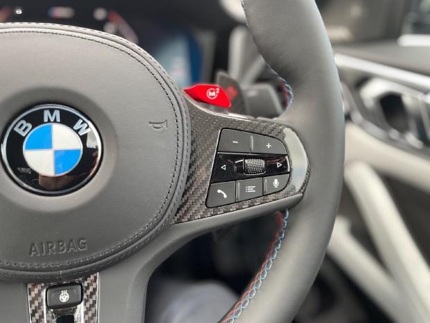 2021 BMW BiTurbo Competition Steptronic 2-door (Blue) - Image: 18