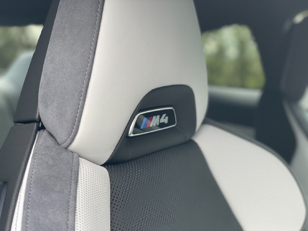 2021 BMW BiTurbo Competition Steptronic 2-door (Blue) - Image: 22