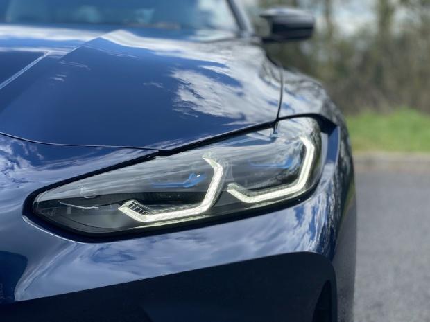 2021 BMW BiTurbo Competition Steptronic 2-door (Blue) - Image: 27