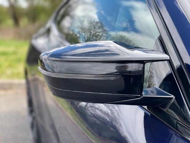 2021 BMW BiTurbo Competition Steptronic 2-door (Blue) - Image: 28