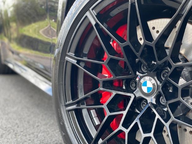 2021 BMW BiTurbo Competition Steptronic 2-door (Blue) - Image: 29