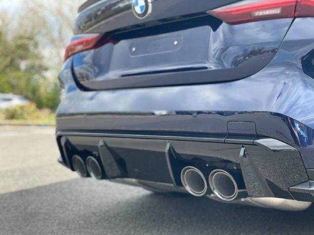 2021 BMW BiTurbo Competition Steptronic 2-door (Blue) - Image: 30