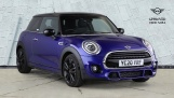 2020 MINI 3-door Cooper Sport (Blue) - Image: 1