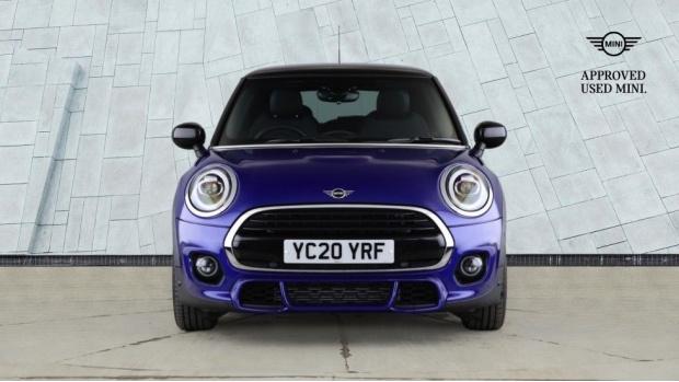 2020 MINI 3-door Cooper Sport (Blue) - Image: 16