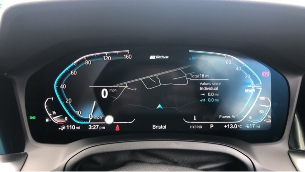 2021 BMW 330e 12kWh M Sport Touring Auto 5-door (White) - Image: 9