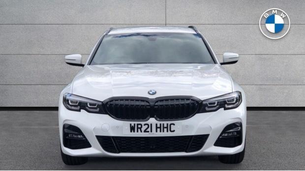 2021 BMW 330e 12kWh M Sport Touring Auto 5-door (White) - Image: 16