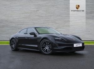 2021 Porsche Taycan BASE 4-door