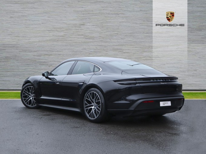 2021 Porsche 93.4kW Performance Auto 4-door (Black) - Image: 2