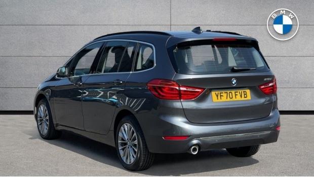 2020 BMW 216d Luxury Gran Tourer (Grey) - Image: 2