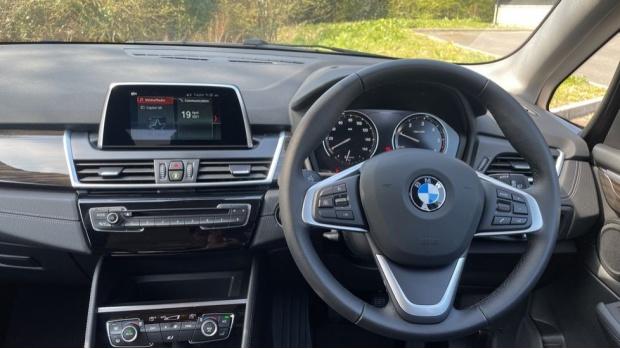 2020 BMW 216d Luxury Gran Tourer (Grey) - Image: 5