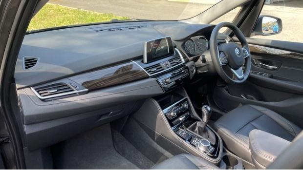 2020 BMW 216d Luxury Gran Tourer (Grey) - Image: 7