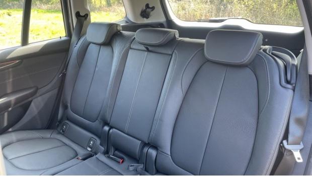 2020 BMW 216d Luxury Gran Tourer (Grey) - Image: 12