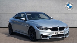 2017 BMW M4 Coupe Competition Package 2-door
