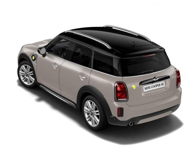 2021 MINI 10kWh Cooper SE Exclusive Auto ALL4 5-door (Grey) - Image: 2