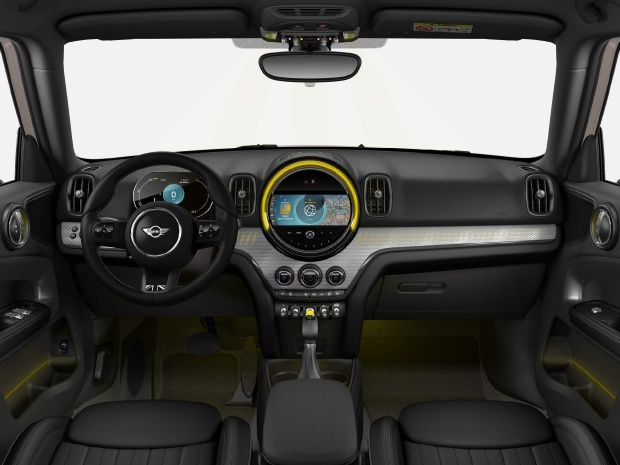 2021 MINI 10kWh Cooper SE Exclusive Auto ALL4 5-door (Grey) - Image: 4