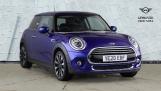 2020 MINI 3-door Cooper Exclusive (Blue) - Image: 1