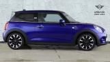 2020 MINI 3-door Cooper Exclusive (Blue) - Image: 3