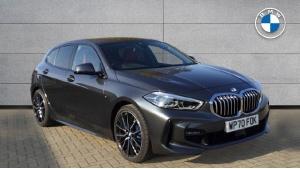 2020 BMW 1 Series 118d M Sport 5-door