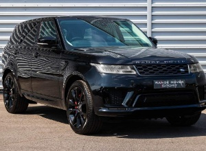 2021 Land Rover Range Rover Sport P400 MHEV HSE Dynamic Auto 4WD 5-door