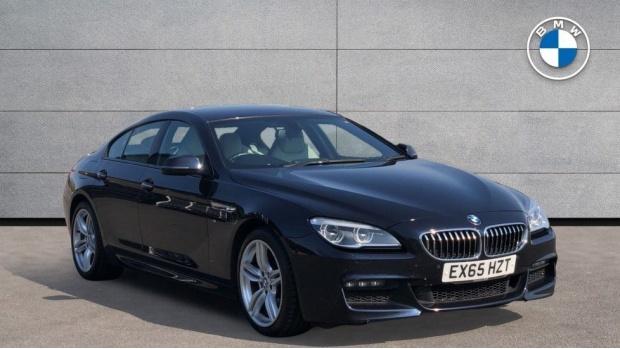 2015 BMW 640d M Sport Gran Coupe (Black) - Image: 1