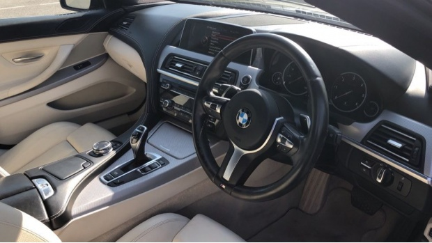 2015 BMW 640d M Sport Gran Coupe (Black) - Image: 6