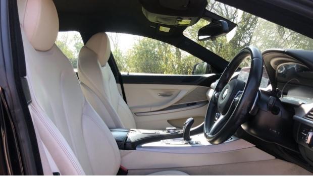 2015 BMW 640d M Sport Gran Coupe (Black) - Image: 11