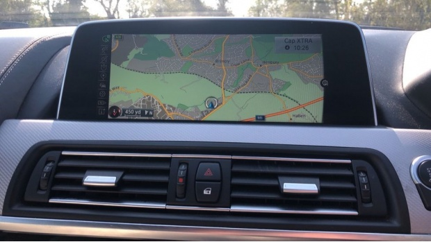 2015 BMW 640d M Sport Gran Coupe (Black) - Image: 21