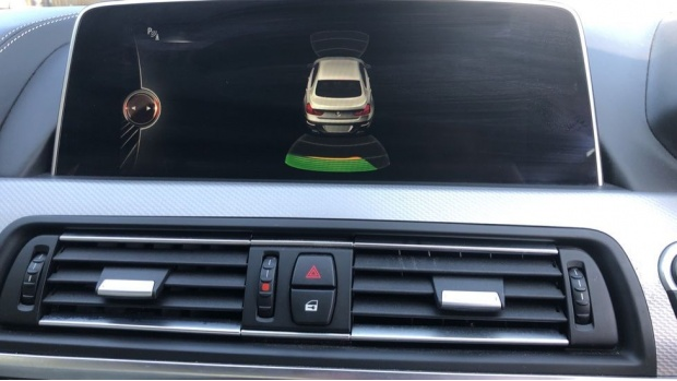 2015 BMW 640d M Sport Gran Coupe (Black) - Image: 22