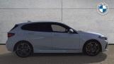 2021 BMW 118i M Sport (White) - Image: 3