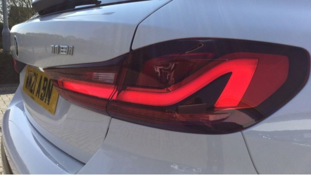 2021 BMW 118i M Sport (White) - Image: 22